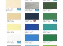 テント倉庫の色選びについて