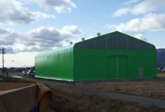 テント倉庫と税務について